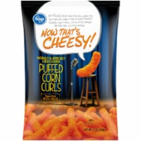 Kroger® Now That's Cheesy Puffed Corn Curls