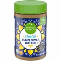 Simple Truth Organic Crunchy Sunflower Butter - 16 oz