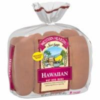Western Hearth Hawaiian Hotdog Buns