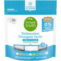 Simple Truth™ Free & Clear Dishwasher Detergent Packs - 18 ct