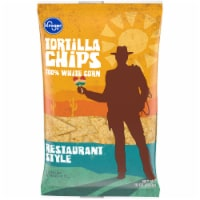 Kroger® Restaurant Style White Tortilla Chips
