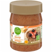 Simple Truth® No Stir Smooth Honey Almond Butter - 12 oz
