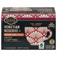 Private Selection® Venetian Reserve Medium-Dark Roast Coffee K-Cup Pods - 12 ct