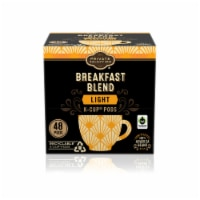 Private Selection® Fair Trade Breakfast Blend Light Roast Coffee K-Cup Pods - 48 ct