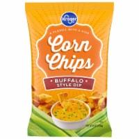 Kroger Buffalo Dip Corn Chip - 8 oz