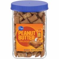 Kroger® Peanut Butter Filled Pretzels - 24 oz