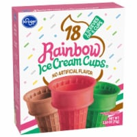Kroger®  Rainbow Ice Cream Cups