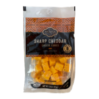 Private Selection® Sharp Cheddar Cheese Cubes - 10 oz