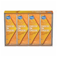 Kroger® Cheese on Cheese Sandwich Crackers