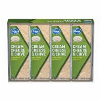Kroger® Cream Cheese & Chive Sandwich Crackers