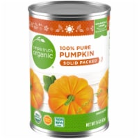 Simple Truth Organic® 100% Pure Solid Packed Pumpkin - 15 oz