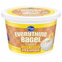 Kroger® Everything Bagel Flavored Sour Cream Dip - 16 oz