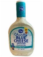 Kroger\u00AE Chunky Blue Cheese Dressing - 36 fl oz