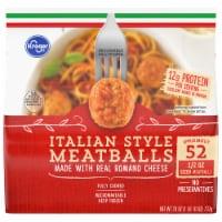 Kroger® Fully Cooked Italian Style Meatballs - 26 oz