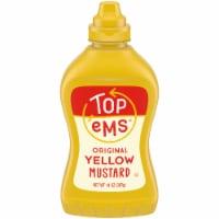 Top 'Ems™ Original Yellow Mustard - 14 oz