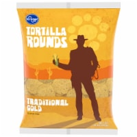 Kroger® Traditional Gold Round Tortilla Chips