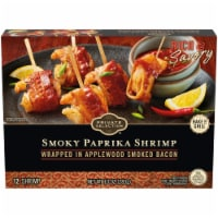 Private Selection® Applewood Smoked Bacon Wrapped Smoky Paprika Shrimp