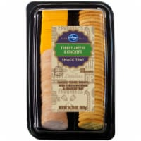 Kroger® Turkey Cheese & Crackers Snack Tray