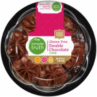 Simple Truth™ Gluten Free Double Chocolate Cake