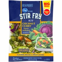 Kroger® Coconut Curry Stir Fry Kit Family Size