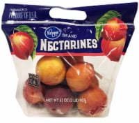 Nectarines – Yellow – Kroger® 2 Pound Pouch