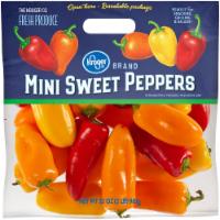 Kroger® Mini Sweet Peppers