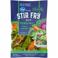 Kroger® Stir Fry Teriyaki Kit
