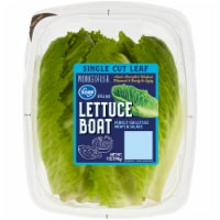 Kroger® Washed and Trimmed Single Leaf Lettuce Boats