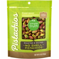 Simple Truth™ Roasted & Salted No Shell Pistachios - 6 oz