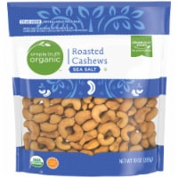 Simple Truth Organic™ Sea Salt Roasted Cashews
