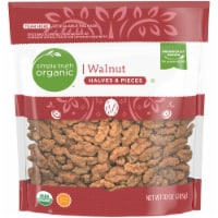 Simple Truth Organic™ Walnut Halves & Pieces