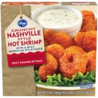 Kroger® Crunchy Nashville Style Hot Shrimp with a Spicy Nashville Style Sauce