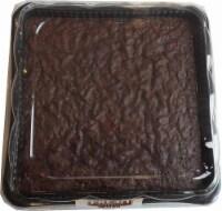 """Bakery Fresh Goodness Uniced 8""""x 8"""" Brownie"""