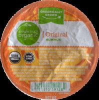 Simple Truth Organic™ Single Serve Original Hummus