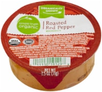 Simple Truth Organic™ Single Roasted Red Pepper Hummus