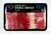 Private Selection® Center Cut Double Smoked Bacon