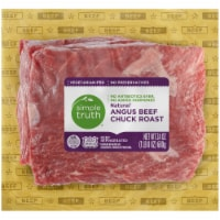 Simple Truth™ Natural Angus Beef Chuck Roast
