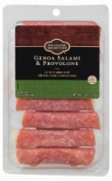 Private Selection™ Genoa Salami & Provolone Rolls
