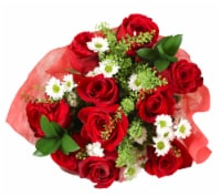 BLOOM HAUS™ Enchanted Red Rose Boquet