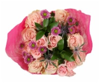 BLOOM HAUS™ Enchanted Pink Rose Boquet