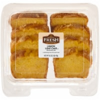 Bakery Fresh Goodness Sliced Lemon Loaf Cake