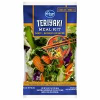 Kroger Teriyaki Meal Kit With Noodles