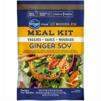 Kroger Ginger Soy With Noodles Meal Kit