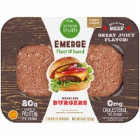 Simple Truth™ Emerge Plant Based Meatless Burgers