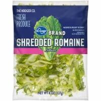 Kroger Shredded Romaine