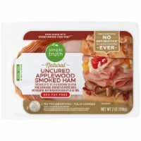 Simple Truth® Natural Uncured Applewood Smoked Ham - 7 oz