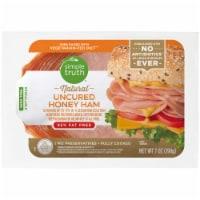 Simple Truth® Natural Uncured Honey Ham - 7 oz