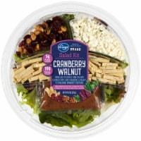 Kroger® Cranberry Walnut Salad Kit - 8 oz