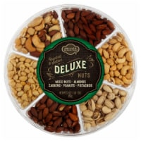 Private Selection® Deluxe® Roasted & Salted Mixed Nut Tray - 23 oz