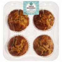 Bakery Fresh Goodness Pumpkin Snickerdoodle Muffins